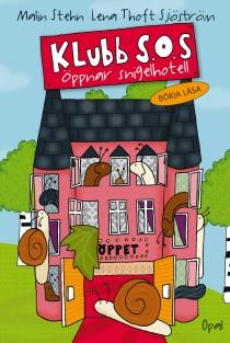 Klubb S.O.S. öppnar snigelhotell – based on a true story ;-)