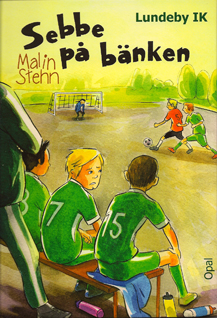 Lundeby IK 6: Sebbe på bänken