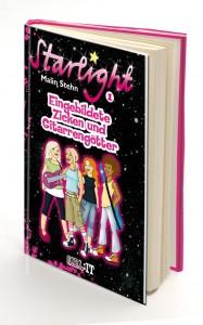 Bokklubben GIRL:IT finns numera också i Tyskland. I januaripaketet ligger första delen i Starlight-serien!